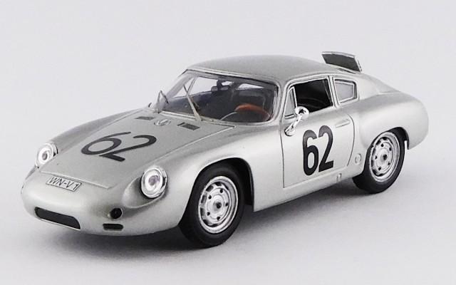 BEST9437 - PORSCHE 356B CARRERA GTL ABARTH - Targa Florio 1963 - Koch / von Schroter