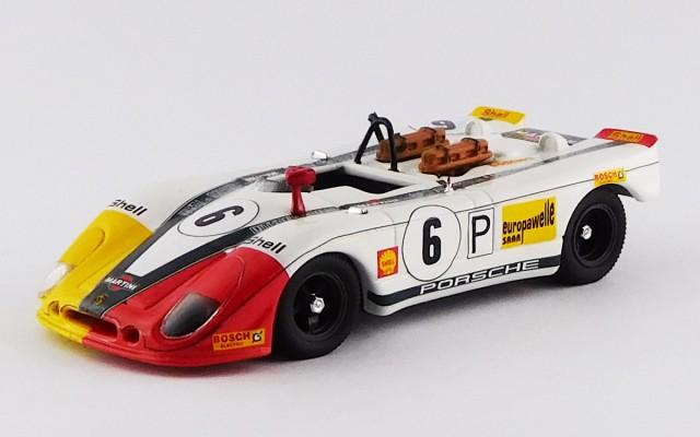 BEST9453 - PORSCHE 908-02 FLUNDER - SPA 1970 - Larrousse / Lins