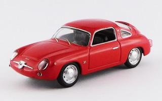 BEST9484 - FIAT ABARTH 750 ZAGATO - 1958 - Prova