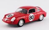 BEST9487 - FIAT ABARTH 750 ZAGATO - Sebring 1961 - Glertz / Liess