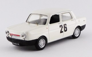BEST9513 - SIMCA ABARTH 1150 - Colli di Pistoia 1967 - Chiti
