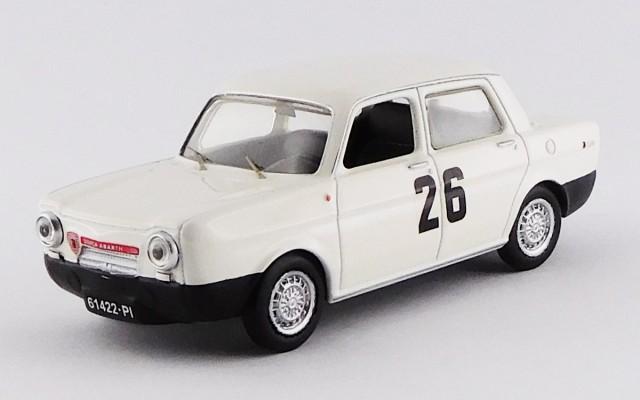 BEST9513 - SIMCA ABARTH 1150 - Colli di Pistoia 1967 - Chiti