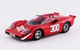 BEST9527 - ABARTH 2000 S - Bolzano - Mendola 1969 - Merzario