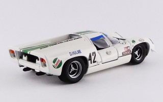 BEST9528 - LOLA T 70 COUPE' - Tourist Trophy 1969 - Hulme