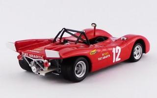 BEST9540 - ABARTH SP 2000 - Targa Florio 1971 - Taramazzo / Ostini
