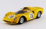 BEST9549 - FERRARI 365 P2 - Le Mans Test 1966 - Berlys / Dumay