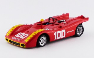 BEST9573 - ABARTH 2000 SP - G.P. de Enna 1970 - Merzario