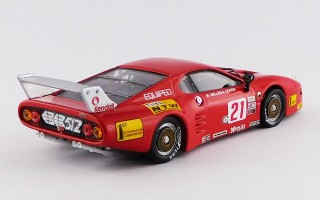 BEST9576 - FERRARI 512 BB LM - Lime Rock 1984 - Cohen / Gelles
