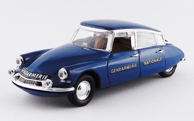 RIO4112 - CITROEN DS 19 - 1965 - Gendarmerie