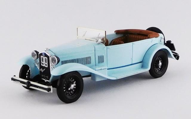 RIO4202 - ALFA ROMEO 1750 TORPEDO - Mille Miglia 1930 - Ferrari / Basso