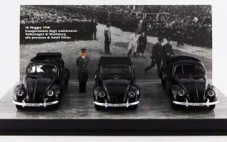 RIO4217/D - VOLKSWAGEN MAGGIOLINO - 1938 - Inaugurazione Volkswagen