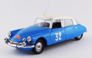 RIO4444 - CITROEN DS 21 - Rallye Monte-Carlo 1966 - Poinetet / Fougeray