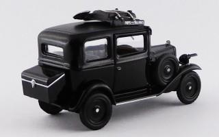 RIO4452 - FIAT 508 BALILLA - Rallye Monte-Carlo 1933 - Norishkine