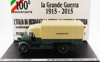 RIO1915-1-D - FIAT 18 BL - 100¡ Anniversario - La Grande Guerra