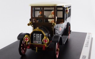RIO1915-2-D - FIAT 18 BL - 100¡ Anniversario - La Grande Guerra