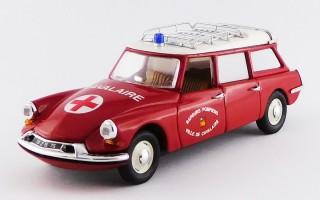 RIO4314 - CITROEN ID 19 BREAK - 1962 - Ambulanza Vigili del Fuoco