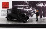 RIO4438-P - FIAT BALILLA - 1932 - Villa Torlonia