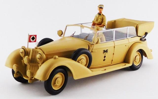 RIO4342/P - MERCEDES 770 K - 1941 - Africa Korps - Rommel