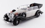 RIO4397/P - MERCEDES 770 - 1937 - Hitler con autista