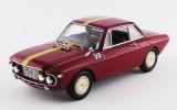 BEST9646 - LANCIA FULVIA 1300 HF - Presentazione Gennaio 1966
