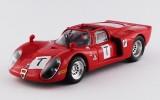 BEST9647 - ALFA ROMEO 33.2 - Le Mans Test 1968 - Bianchi/Zeccoli/Grosselin/Trosch