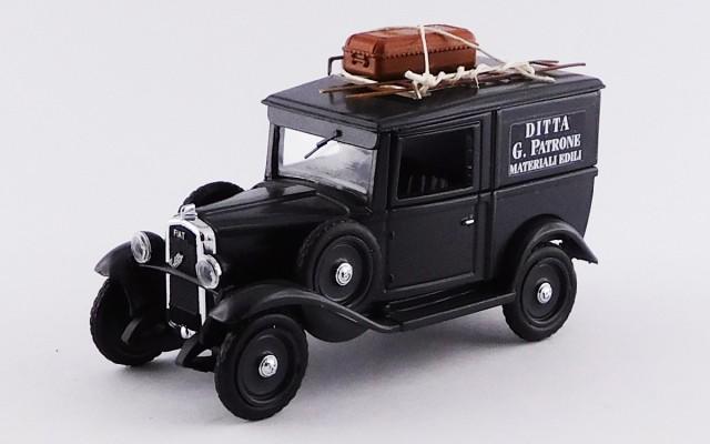 RIO4518 - FIAT BALILLA - Impresa edile 1936