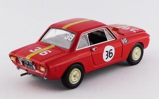 BEST9650 - LANCIA FULVIA COUPE' 1300 HF - Rallye di San Remo 1966 - Cella/Lombardini