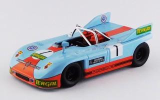 BEST9651 - PORSCHE 908/03 - 1000 Km. De Barcelona 1971 - J. Fenandez