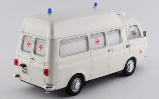 RIO4521 - FIAT 238 - Ambulanza/Ambulance 1970 - Bianco/white - Tetto alto/Hight roof