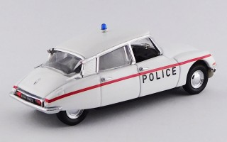 RIO4522 - CITROEN DS 21 - Paris Police 1968