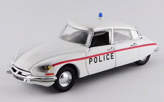 RIO4522 - CITROEN DS 21 - Paris Police 1968