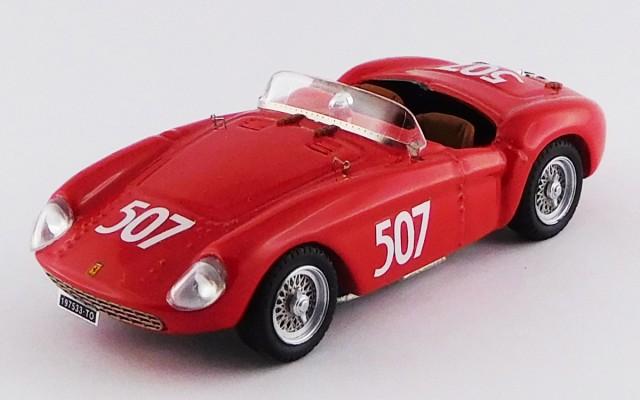 ART360 - FERRARI 500 MONDIAL - Mille Miglia 1957 - Jean Guichet