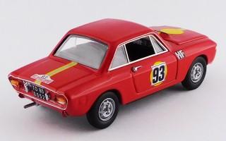 BEST9654 - LANCIA FULVIA COUPE' 1300 HF - Tour de Corse 1967 - Toivonen/Tiukkanen