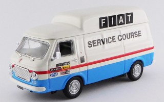 FIAT 238 - Assistenza Fiat France 1971