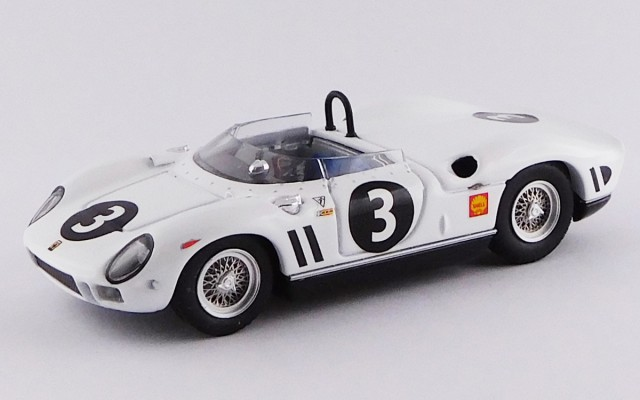 ART362 - FERRARI 330 P - GP Canada Mosport 1964 - L. Scarfiotti