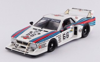BEST9658 - LANCIA BETA MONTECARLO TURBO - 24 Hours Le Mans 1981