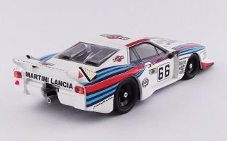 BEST9656 - LANCIA BETA MONTECARLO - Silverstone 6 Hours - Castellano/Crawford