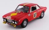 BEST9659 - LANCIA FULVIA COUPE' 1.3 HF - Tour de Corse 1967