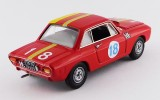 BEST9660 - LANCIA FULVIA COUPE' 1,3 HF - Targa Florio 1966