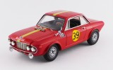 BEST9664 LANCIA FULVIA COUPE' 1.3 HF - 36° Rallye de Monte-Carlo 1967 - Andersson/Davrnport - 2°
