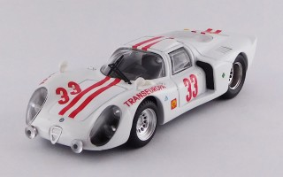 BEST9665 ALFA ROMEO 33.2 COUPE' – 12 Hours Interlagos 1970 – Marivaldo Fernandes