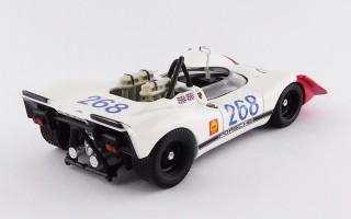 BEST9666 PORSCHE 908-02 - Targa Florio 1969 - Redman/Attwood