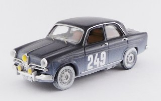 RIO4536 ALFA ROMEO GIULIETTA BERLINA - Rallye de Monte-Carlo 1963 - Nielsen/Henriksen