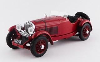 RIO4538 MERCEDES BENZ SSK - Rallye de Monte-Carlo 1930 - Howey