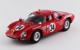 BEST9668 FERRARI 250 LM - 24 Hours Daytona 1968