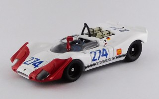 BEST9670 PORSCHE 908-02 - Targa Florio 1969 - Stommelen/Herrmann - 3°