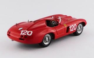 ART372 FERRARI 750 MONZA -Targa Florio 1955