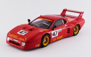 BEST9671 FERRARI 512 BB LM - 24 Hours Le Mans 1981