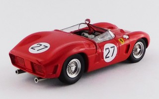 ART373 - FERRARI DINO 268 SP - Caracalla 1997 - Vaccarella - 50° Anniversario 1° vittoria Ferrari 1947