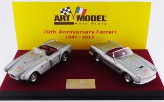 ART373 - 70° ANNIVERSARIO FERRARI 1947/2017 IRON ANNIVERSARY- Serie Limitata 70 pezzi
